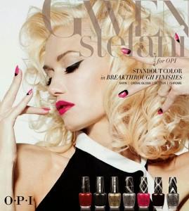 Gwen nails