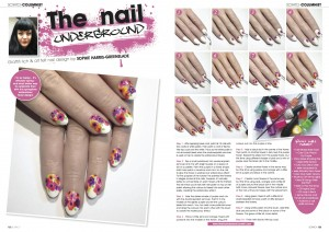 MARCH Nail Underground copy